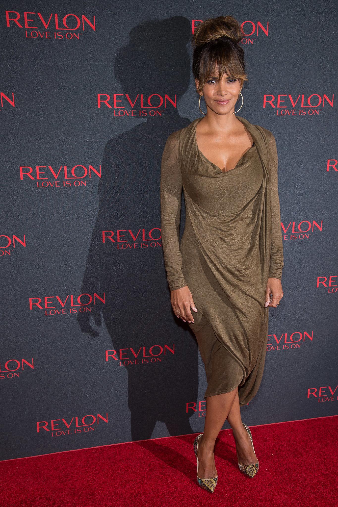 Halle Berry - 'Revlon Love Is On, Million Dollar Challenge ...