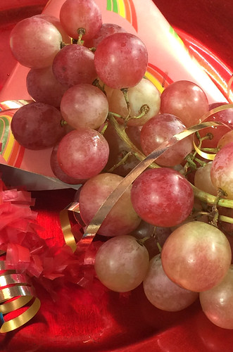 Grapes for New Year's Eve