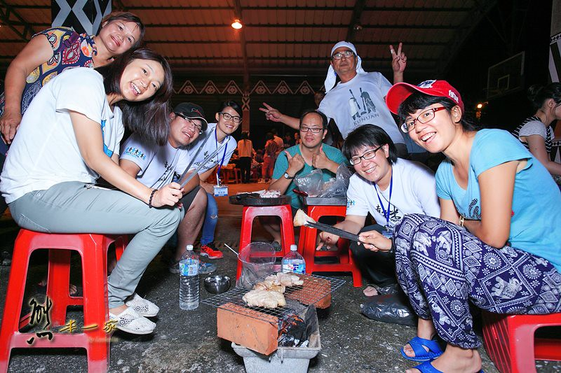 吉拉米代部落工作假期|百年水圳|梯田下午茶|莫言五晶歌舞表演
