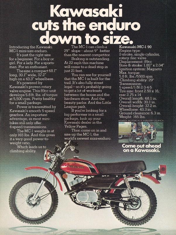 Kawasaki MC1