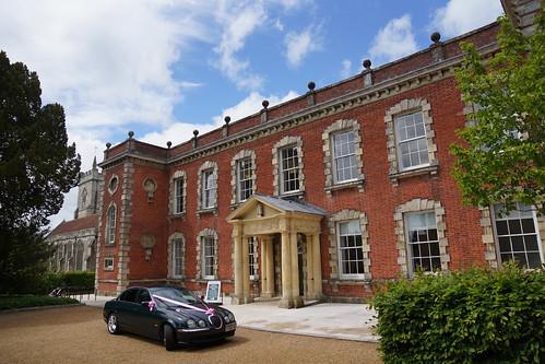 Salisbury registry office wedding