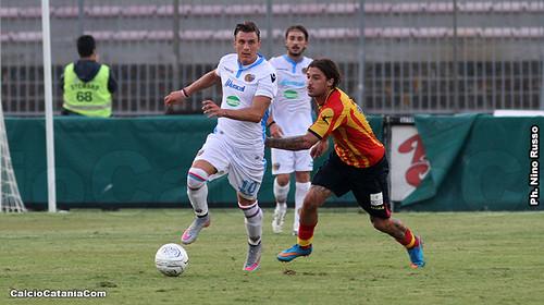 Lecce-Catania 0-0: Costanza e sostanza$