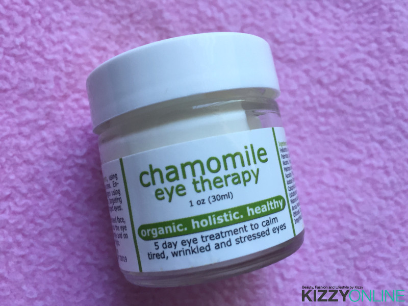 made from earth Chamomile Eye Therapy cream creams