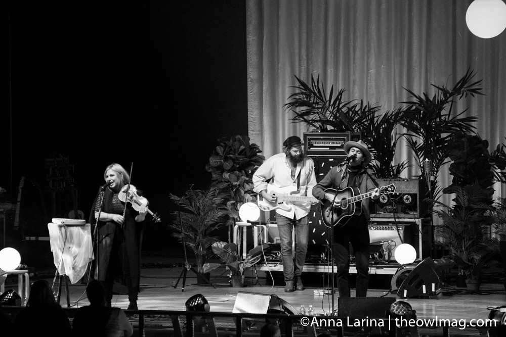 The Head and the Heart @ The Greek Theater 100716 24
