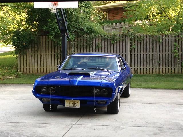 Roadkill Garage 1967 Cougar