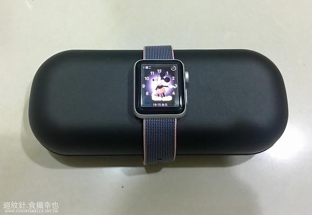 Apple watch旅行充電座
