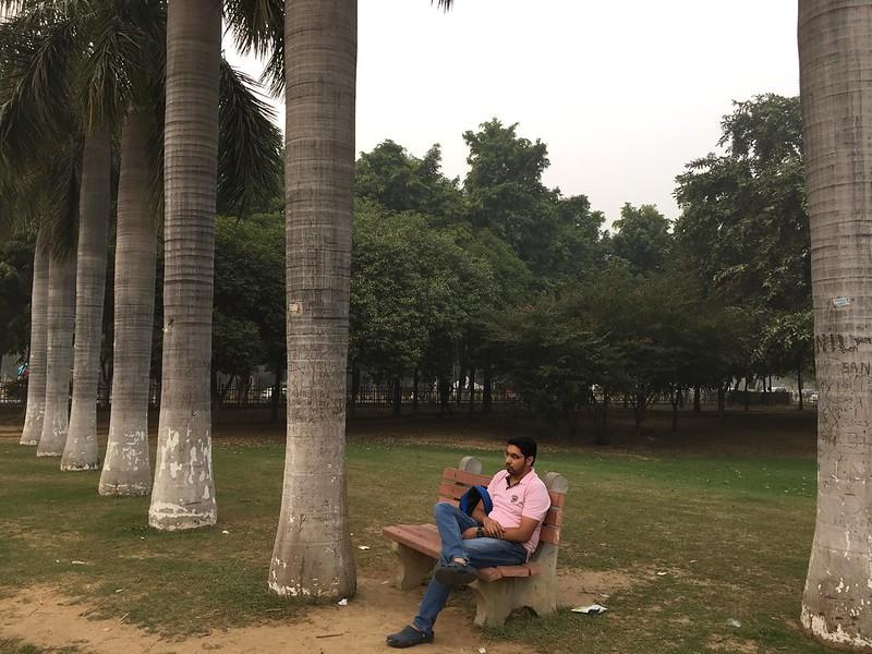 City Hangout - Leisure Valley Park, Sector 29, Gurgaon