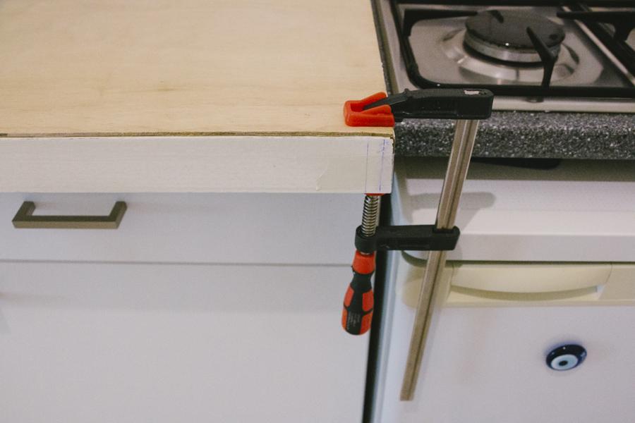 DIY afdekplaat voor je kookplaat