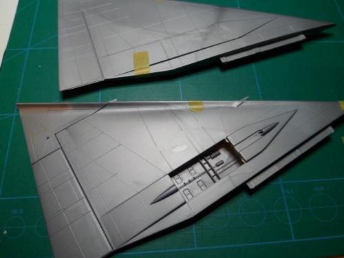 *Montage en cours* Convair B-58 Hustler [Italeri 1/72] 22190995833_fba3d25d49_o