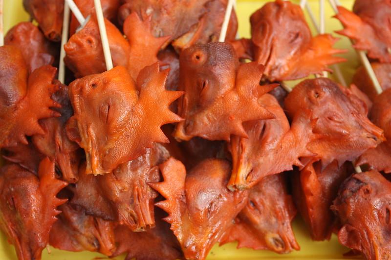 Чем перекусить в Мьянме