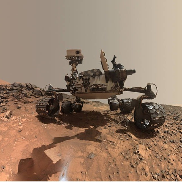 latest mars rover discovery - photo #32