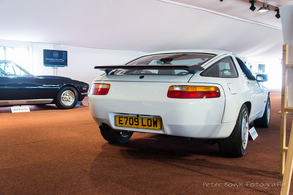 porsche 928 club sport 39 prototype 39 1987 ex derek bell un flickr. Black Bedroom Furniture Sets. Home Design Ideas