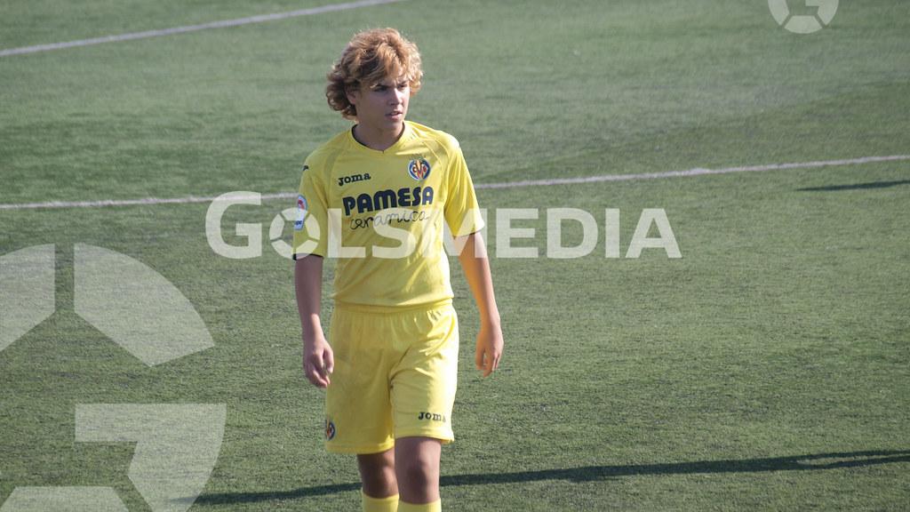 Infantiles. Villarreal CF - Hércules CF (19/11/2016), Jorge Sastriques