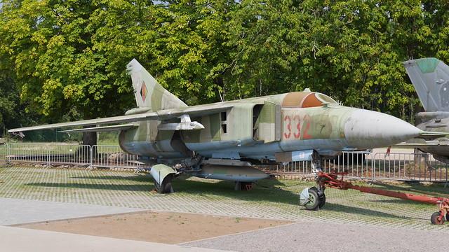 Mikojan-Gurewitsch MiG-23MLA