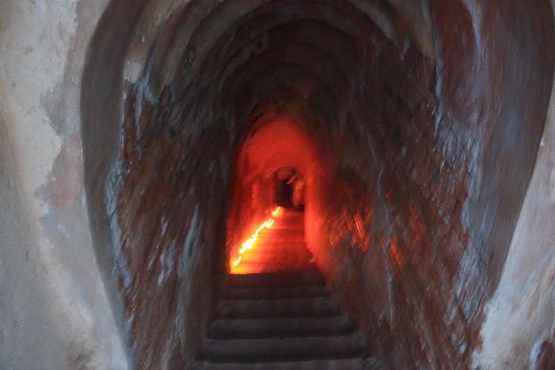 Система подъемов в храмах Багана