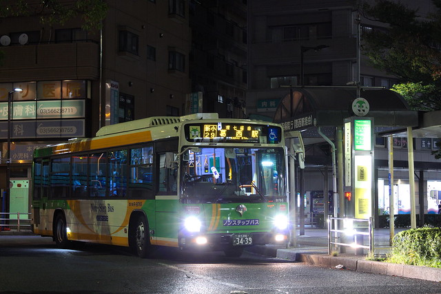 2016/10/07 東京都交通局 B765