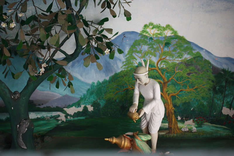 Thanboddhay  в Мониве