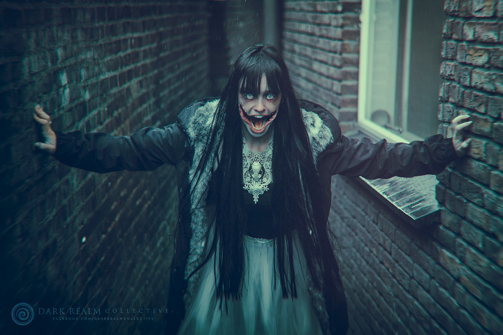 The Legend Of Kuchisake Onna My Entry For The Dark Realm