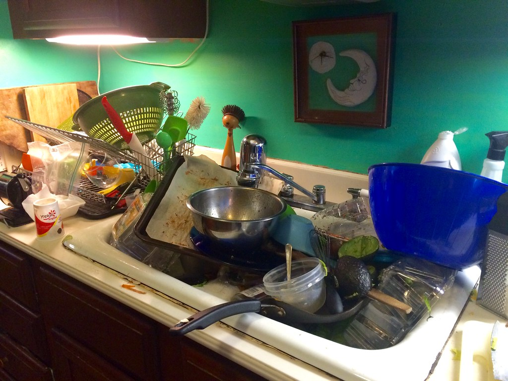 Typical Kitchen Sink Plumbing Roughins