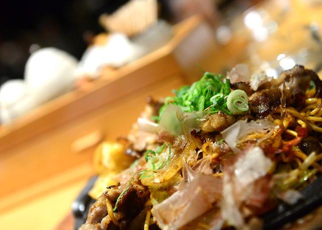 Yakishoba, mi plato favorito de Japón
