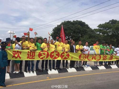 图片自@中国日报