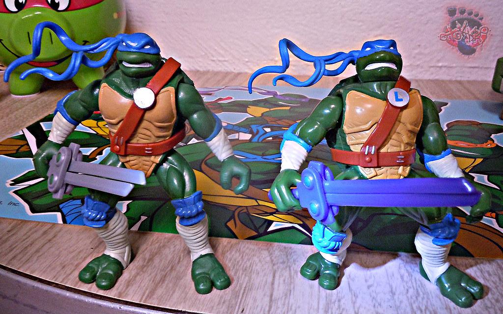 The Ninja Turtles Next Mutation Toys : Nickelodeon quot history of teenage mutant ninja turtles feat