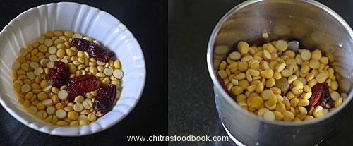 Easy beans paruppu usili recipe