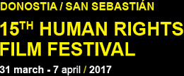 15th Donostia Human Rights Film Festival