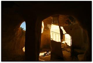 Eremitorio rupestre de San Miguel, Presillas