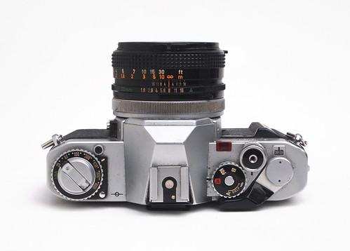 Light-meter Canon AV-1 | Amateur Photographer