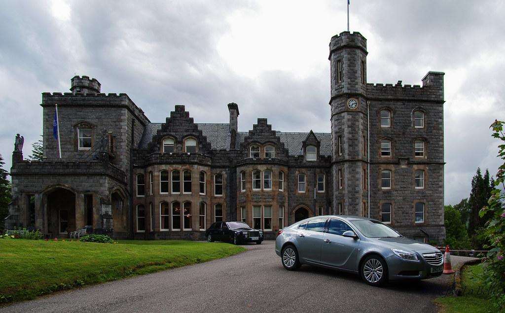 Inverlochy Castle Hotel -----
