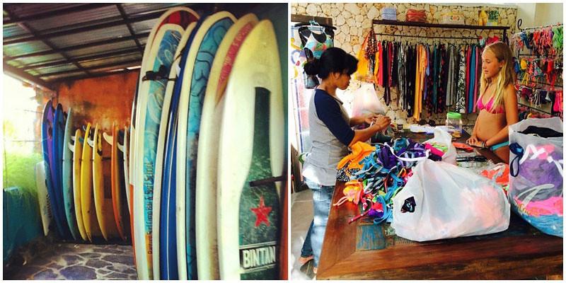 Rapture Camp Surf Boards, Surf Shop
