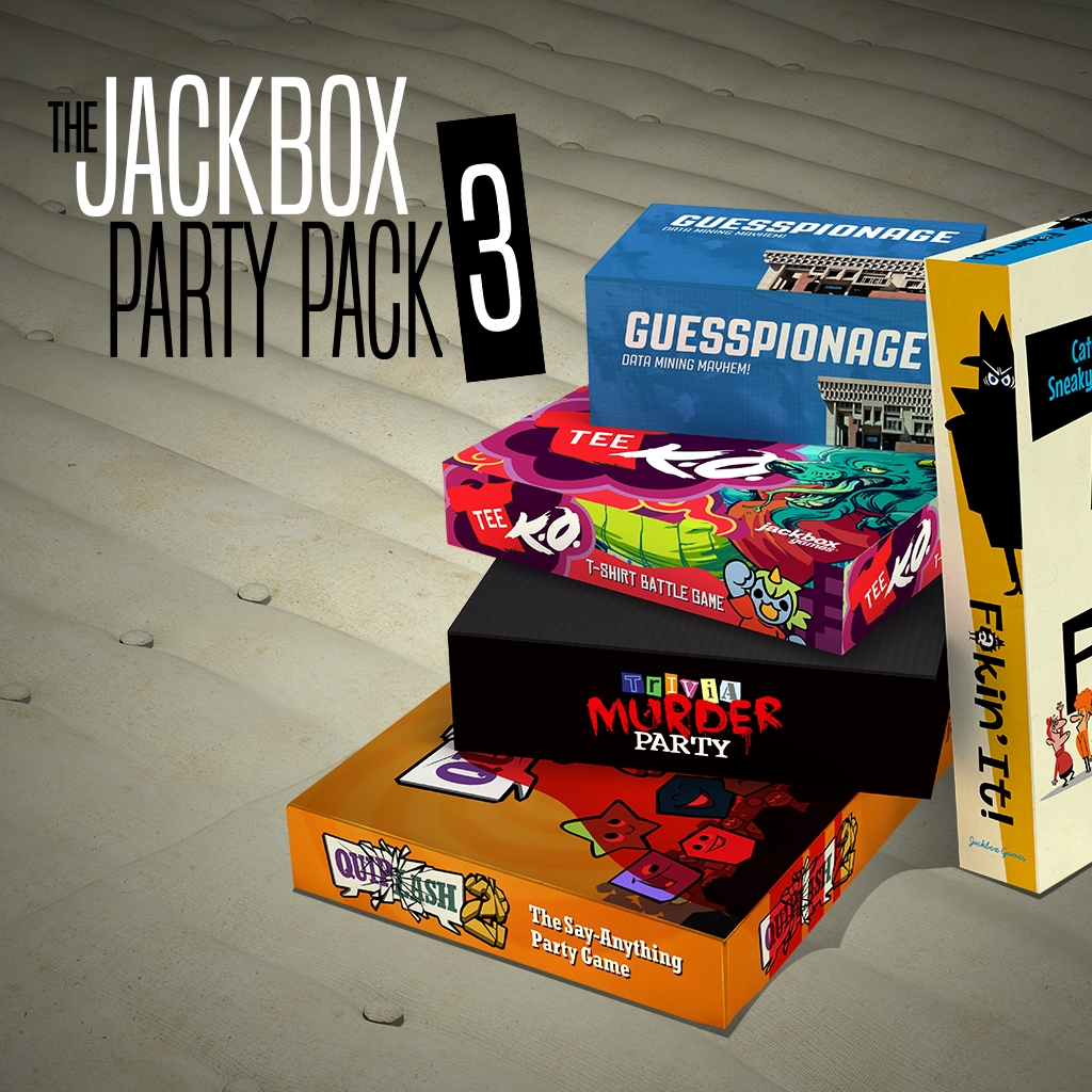 Ps4 Games Rated E : Jackbox party pack playstation flickr