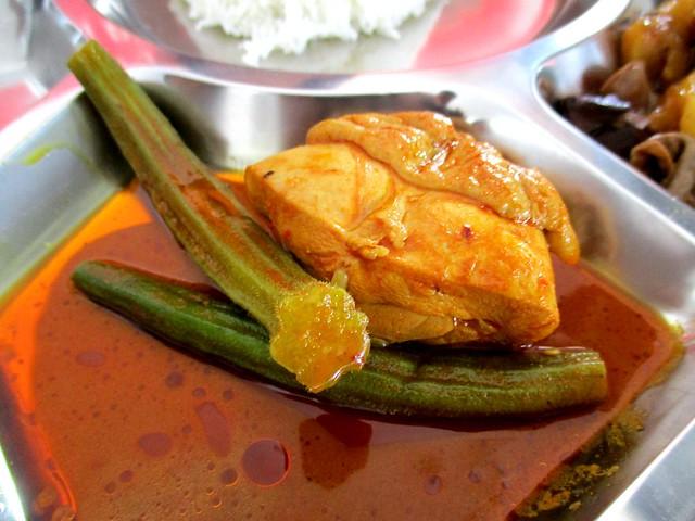 Anak Borneo chciken curry