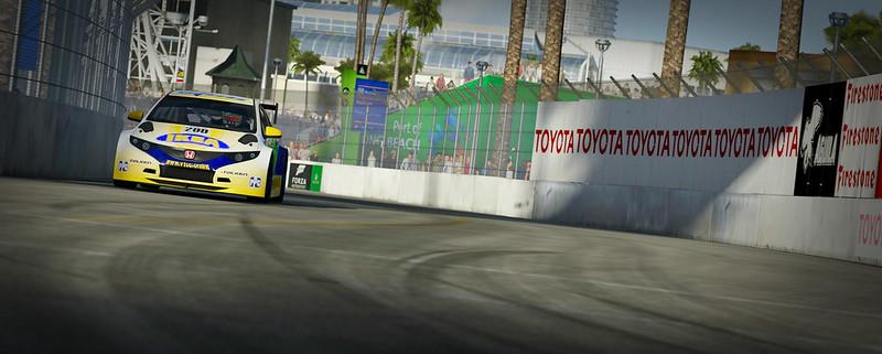 VTCC Spec Series 10 - #5 Zengo Motorsports Honda Civic WTCC 31254209985_1995d05f80_c