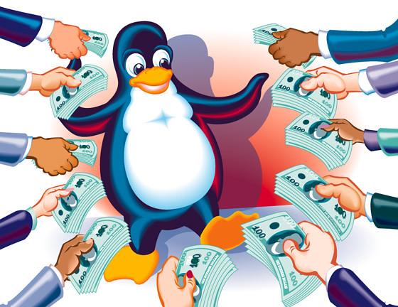 Деньги на Linux