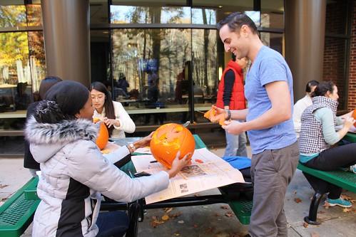 IBSSA Pumpkin Carving
