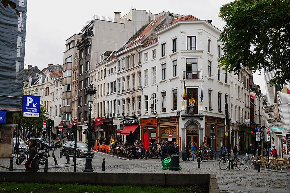 Bryssel katukuva