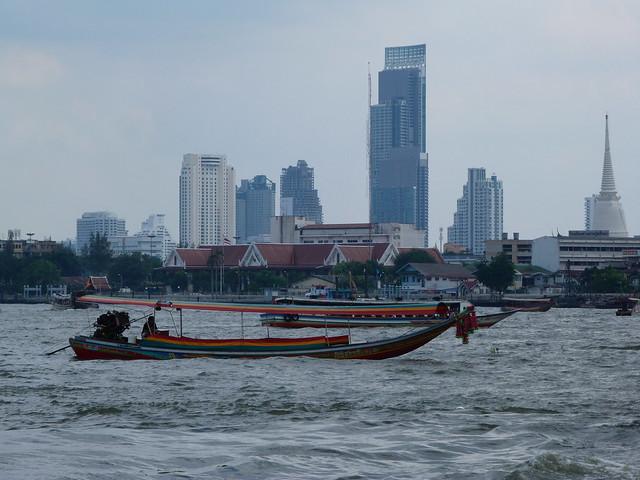 Río Chao Phraya (Bangkok)