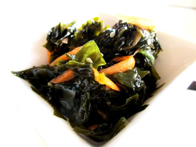 Pelicana pickled seaweed