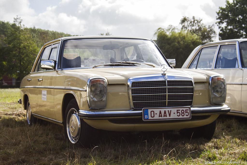mercedes 40 jaar oud Mercedes W115/114 (Bar 8) 40 jaar oud   Autoforum mercedes 40 jaar oud