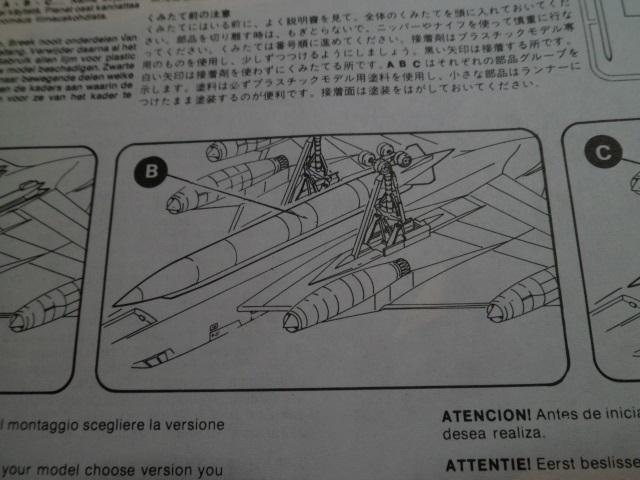 Ouvre-boîte Convair B-58 Hustler [Italeri 1/72] 20927496004_faa5b809a4_o