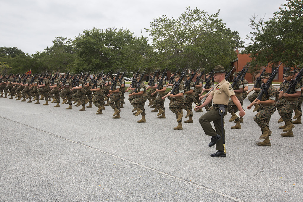 Parris Island Sc Physical Address In Beaufort