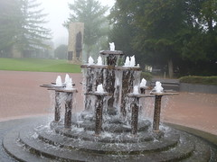 Brunnen in Gerolstein