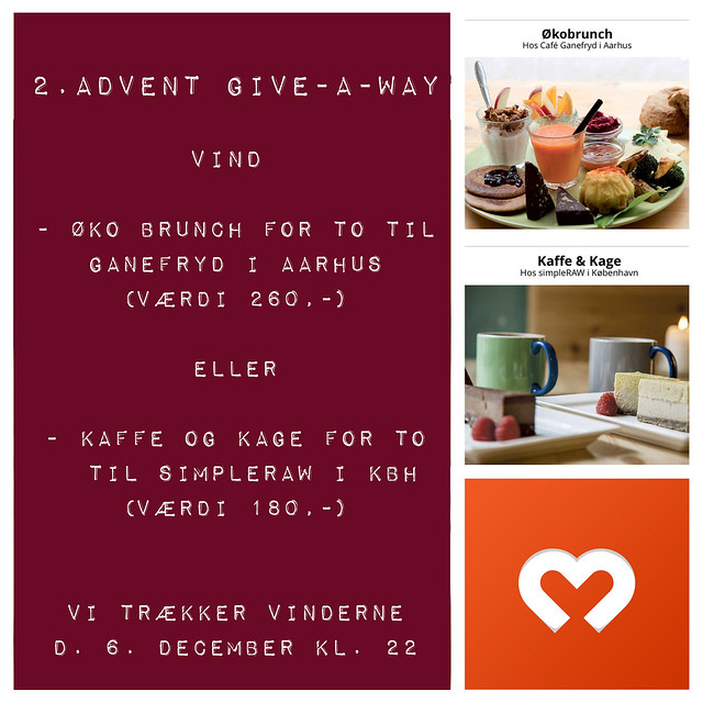 2. advent give-a-way