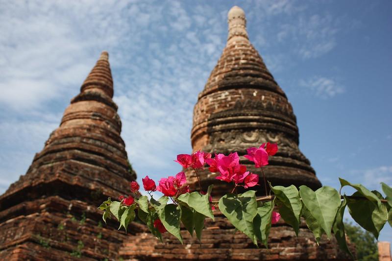Мьянма, Баган