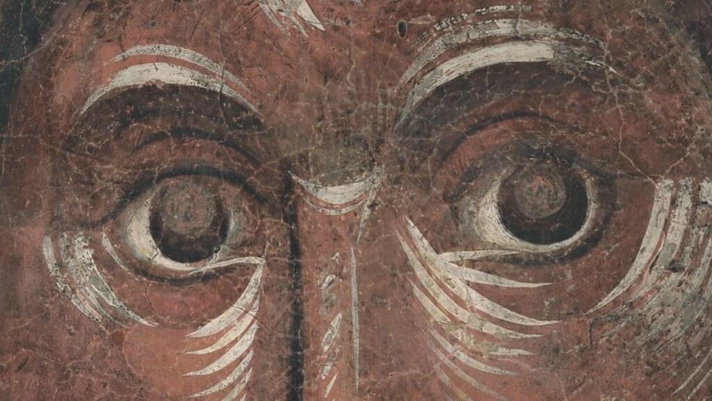 Фрески Феофана Грека в церкви Спаса Преображения на Ильине улице в Новгороде