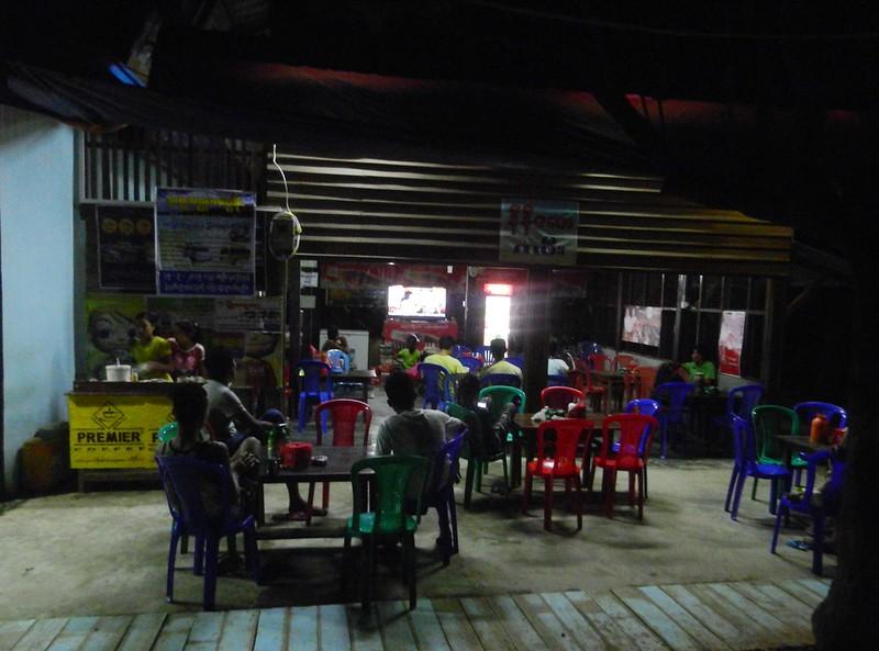 Нгапали, местный клуб