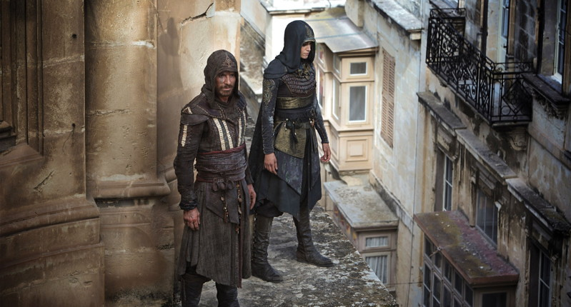 Assassin's Creed filming locations
