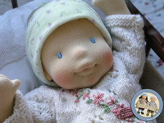 Madeline - baby doll 16 inch